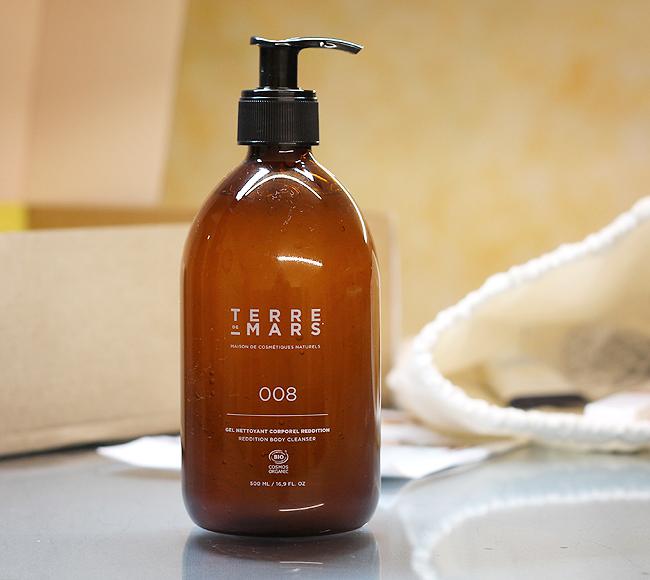 [Terre de Mars] 008 Reddition Body Cleanser Splendist Edition Hiver 2020