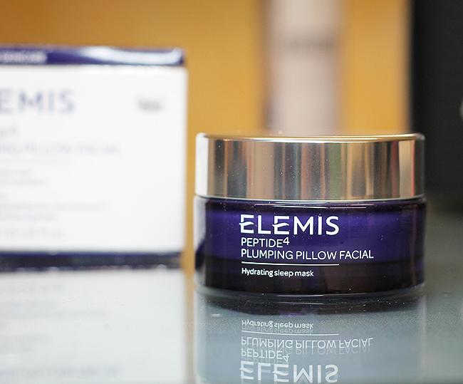 [Elemis] Peptide4 Plumping Pillow Facial