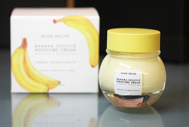 [Glow Recipe] Banana Soufflé Moisture Cream