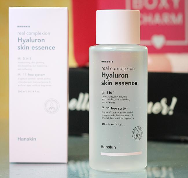 [Hanskin] Real complexion Hyaluron skin essence