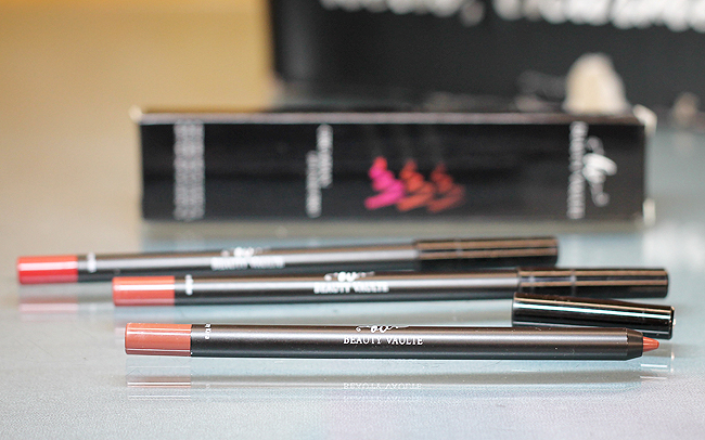 [Beauty Vaulte] Circadian Lip liner trio