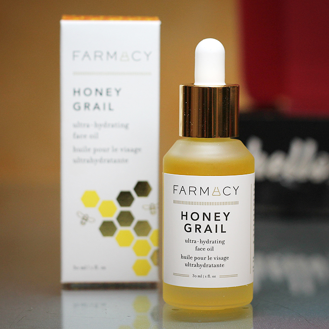 [Farmacy] Honey Grail Ultra-hydrating face oil