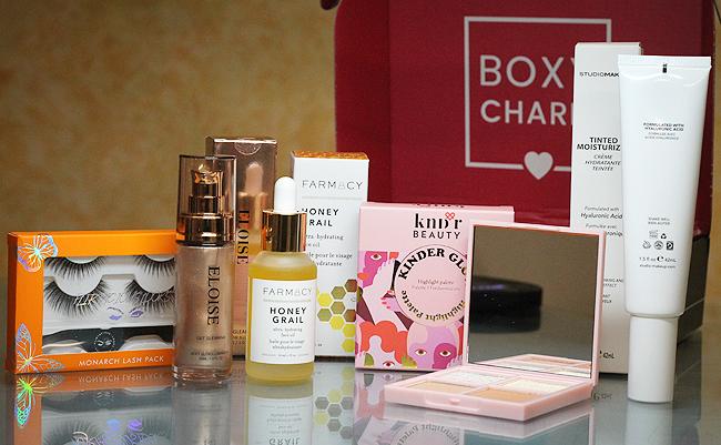 BoxyCharm April 2021 Base Box