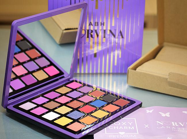 Norvina Anastasia Beverly Hills Pro Pigment Palette