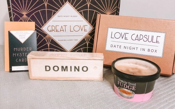 Date Night In Box: Great Love