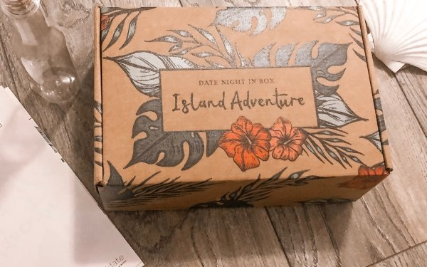 Date Night In Box: Island Adventure