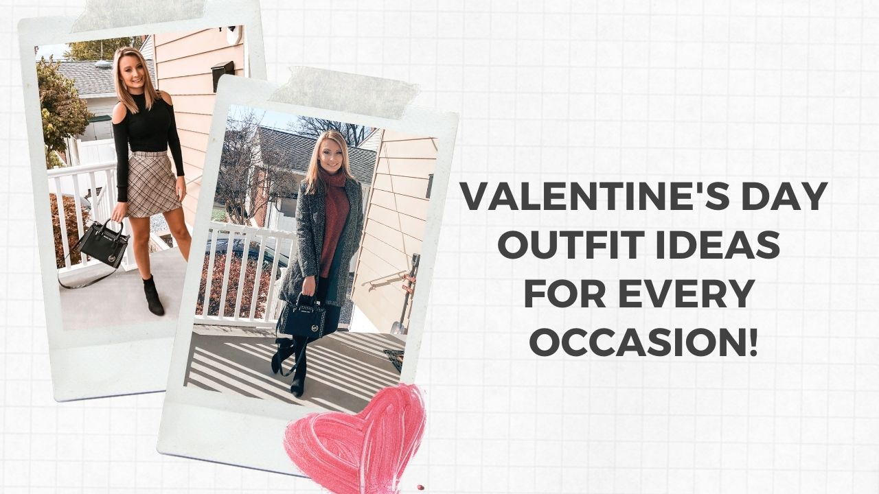 9 Valentine's Day outfits for every occasion