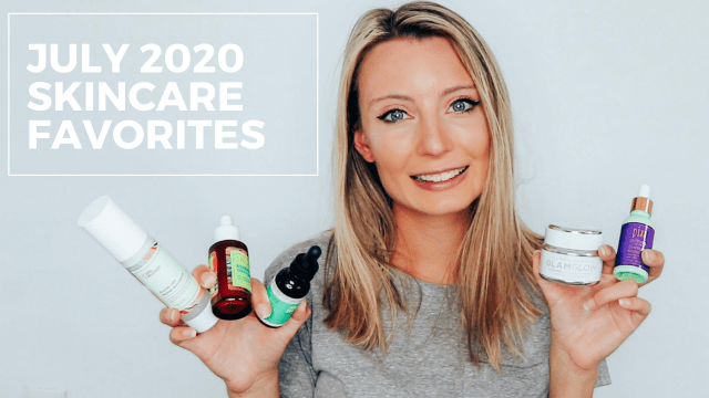 skincare favorites