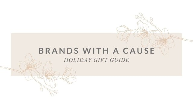 brands with a cause