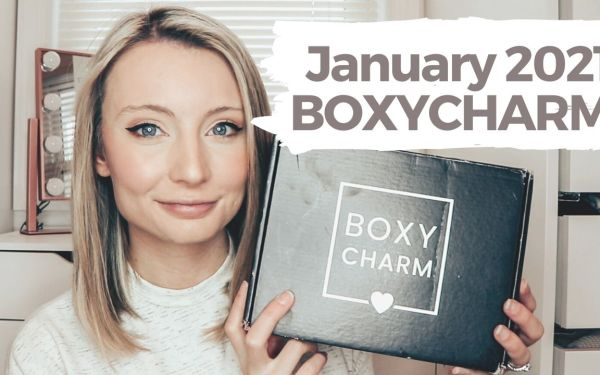 January 2021 Boxycharm Unboxing! (Spoiler Alert!)