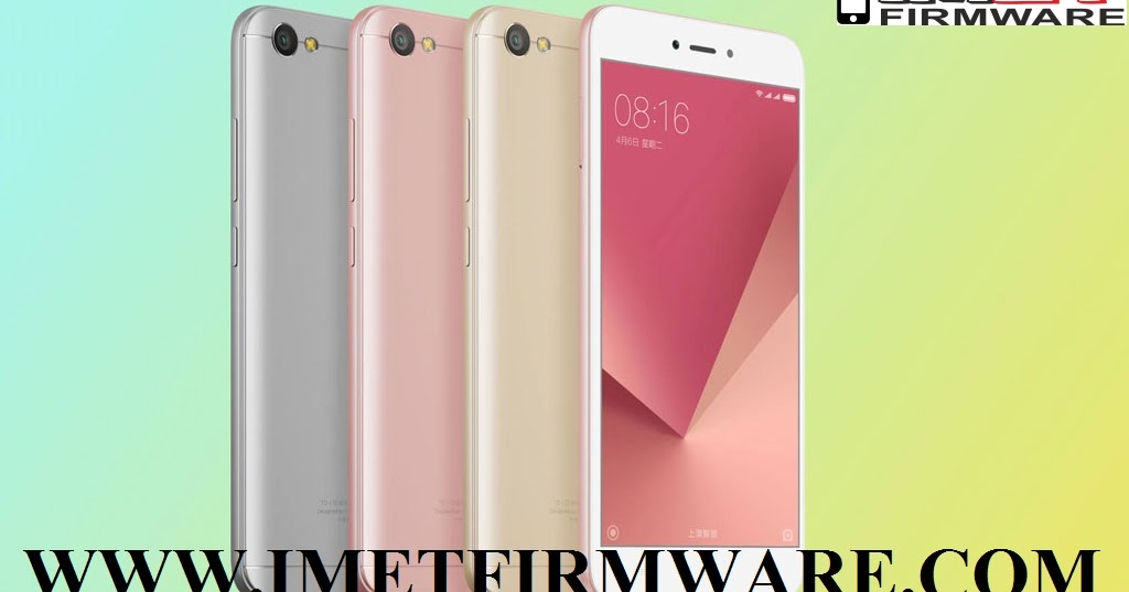 Xiaomi Redmi Note 5A Flash File Firmware Stock Rom - IMET ...