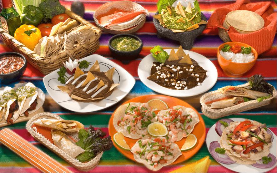 El maridaje de la gastronoma mexicana  Un buen vino