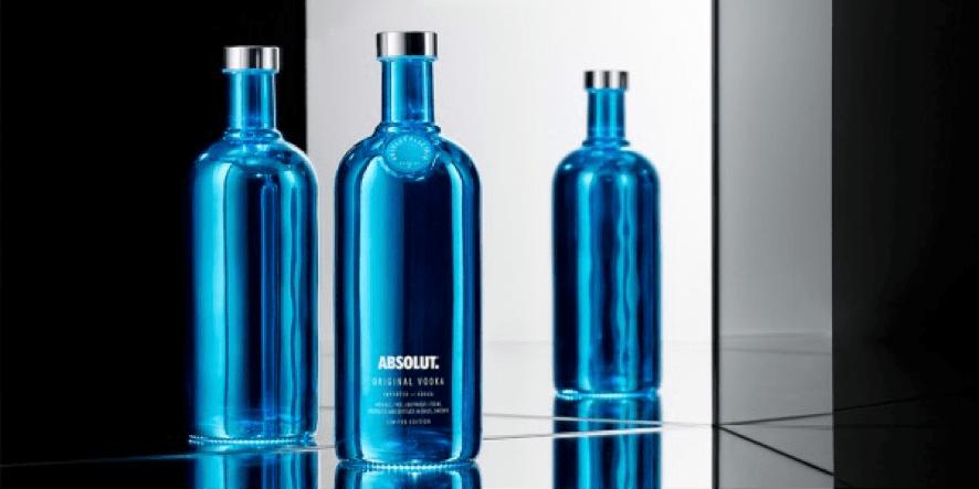 Blue Elektric Edition Absolut