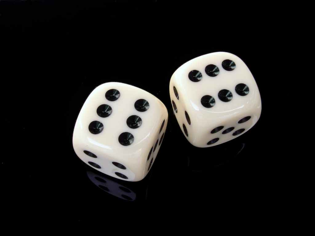 Gambling Dice UnBumf