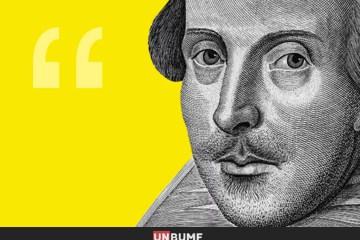 Shakespeare Featured UnBumf