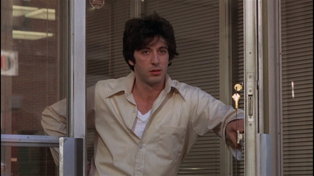 Dog Day Afternoon Al Pacino UnBumf