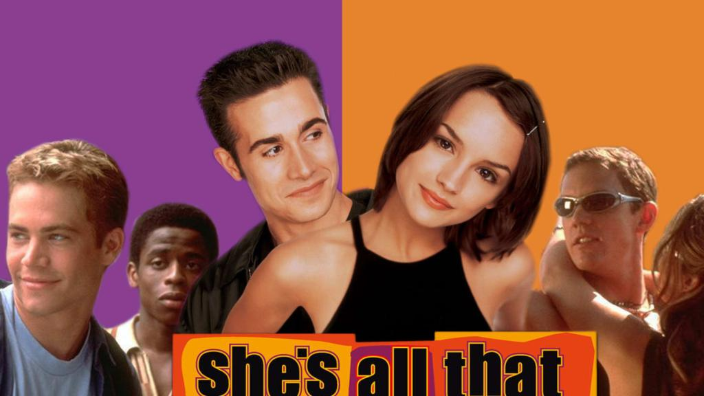She's All That sexist movies UnBumf
