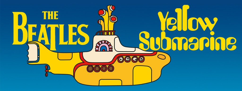 Yellow Submarine animated movies UnBumf