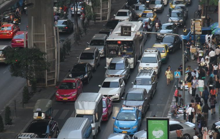 The chaos of Indian Traffic_UnBumf