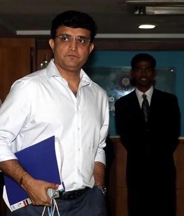 Saurav Ganguly calls out BCCI_UnBumf