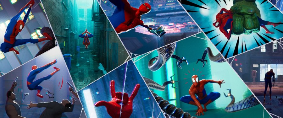 Spiderman: Into the Spider-Verse Movie Review_UnBumf