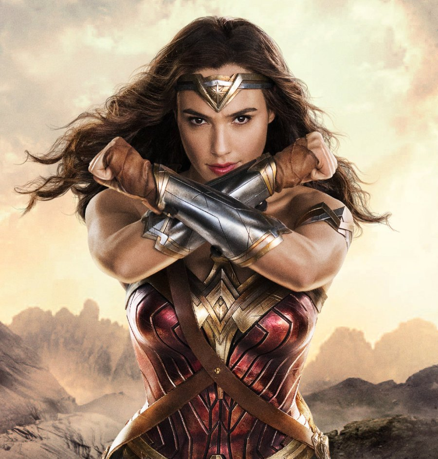 Gal Gadot Wonder Woman_UnBumf