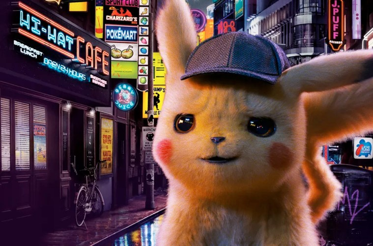 The Pokemon Extravaganza Detective Pikachu Movie Review Unbumf