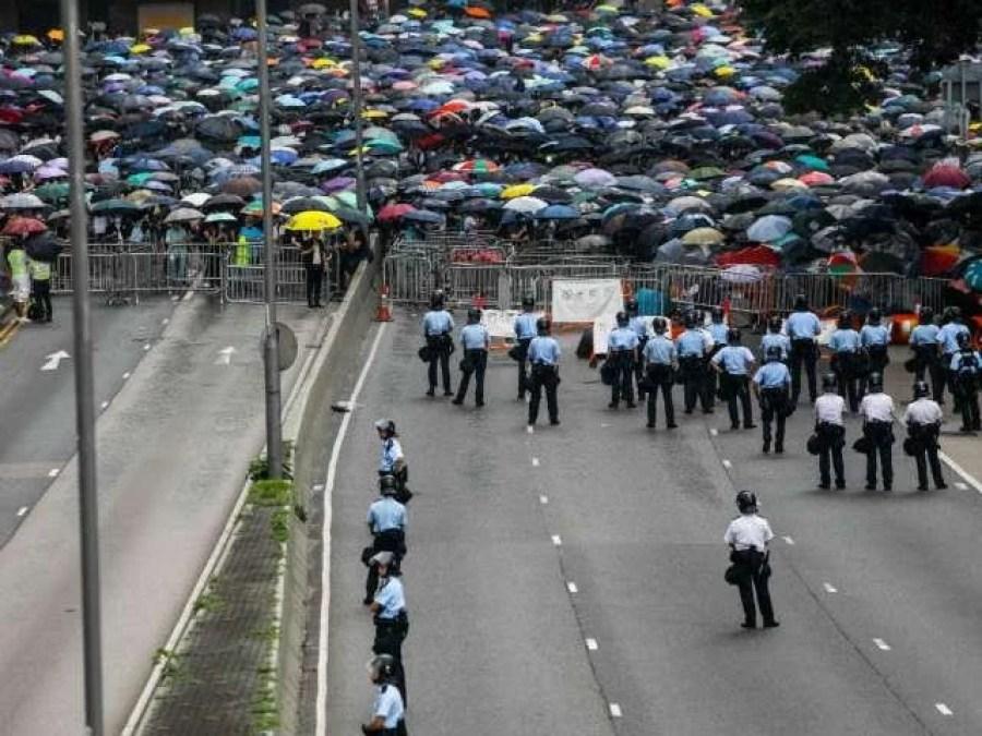 Creative Protests in Hong Kong_UnBumf