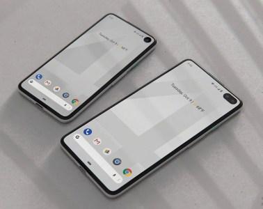 Google Pixel 4 & 4 XL features UnBumf