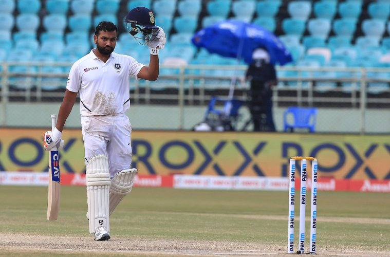 Rohit Sharma Test Cricket UnBumf