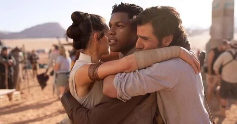 Star Wars Rise of Skywalker UnBumf