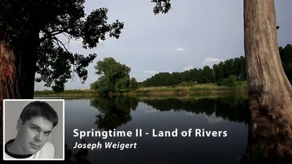 Springtime II - Land of Rivers