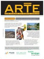 Descubrir el Arte. Unidad Editorial. Publicidad para Viajes El Corte Inglés.