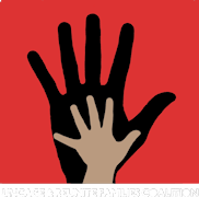 Uncage and Reunite Families Coalition logo