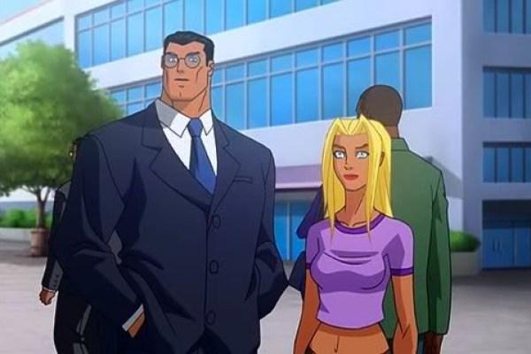 Supergirl Middrift