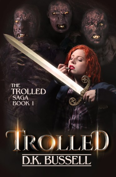 Trolled 1 cover
