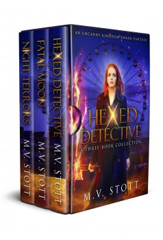 Hexed Detective 3-Book set