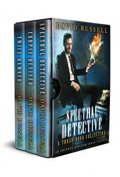 Spectral Detective 3-Book set