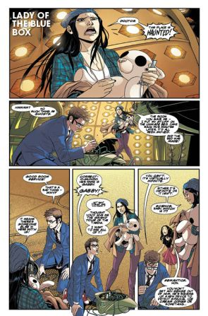 10th Doctor Preview Page
