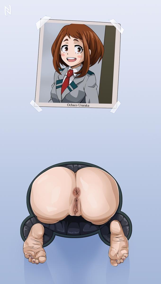 ochako anal hentai
