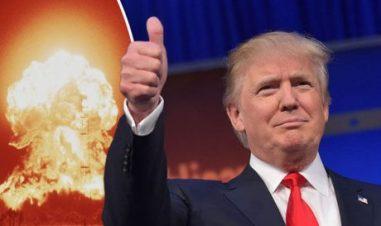 Trump last Hope Nuclear