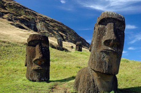 Easter island South America