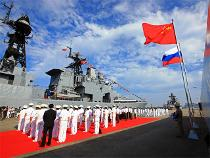 Russia China Joint Naval