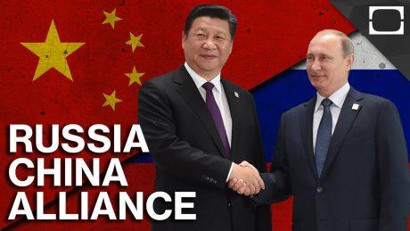 Rssia China Alliance