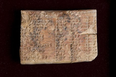 Babylonian Trigonometry