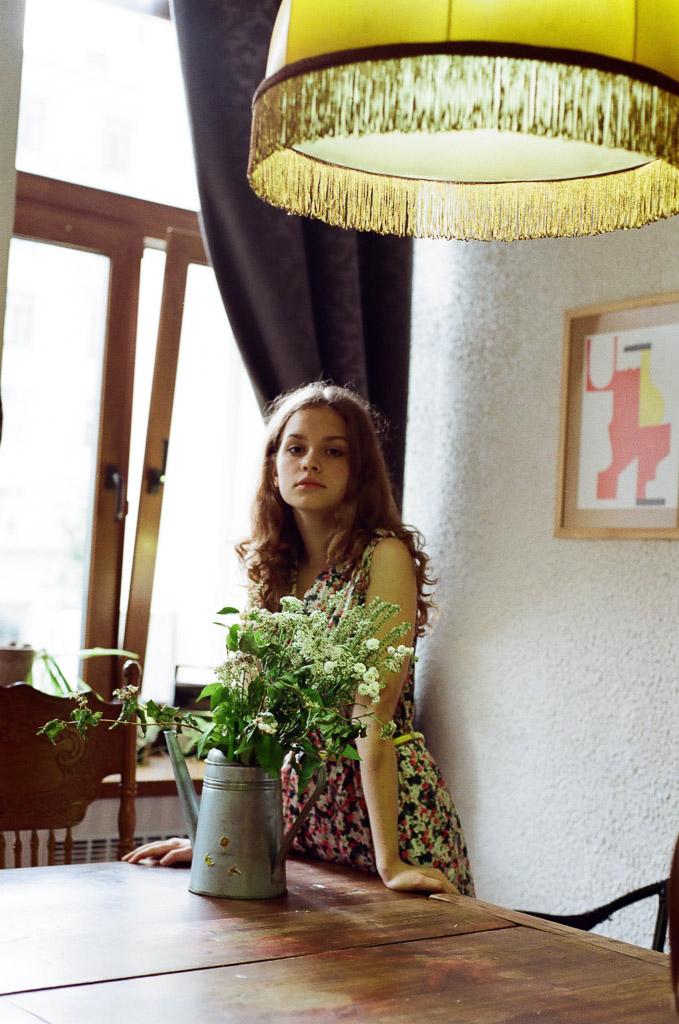 Natalia Tijean Polina Mikheeva Uncertain Magazine Film Photography