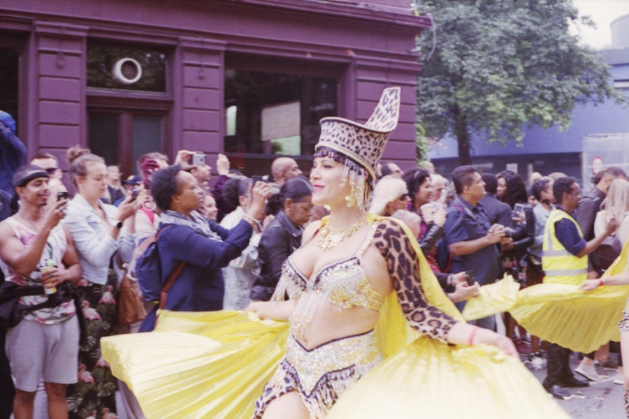 Petros Katradis Notting Hill Carnival Uncertain Magazine Film Photography