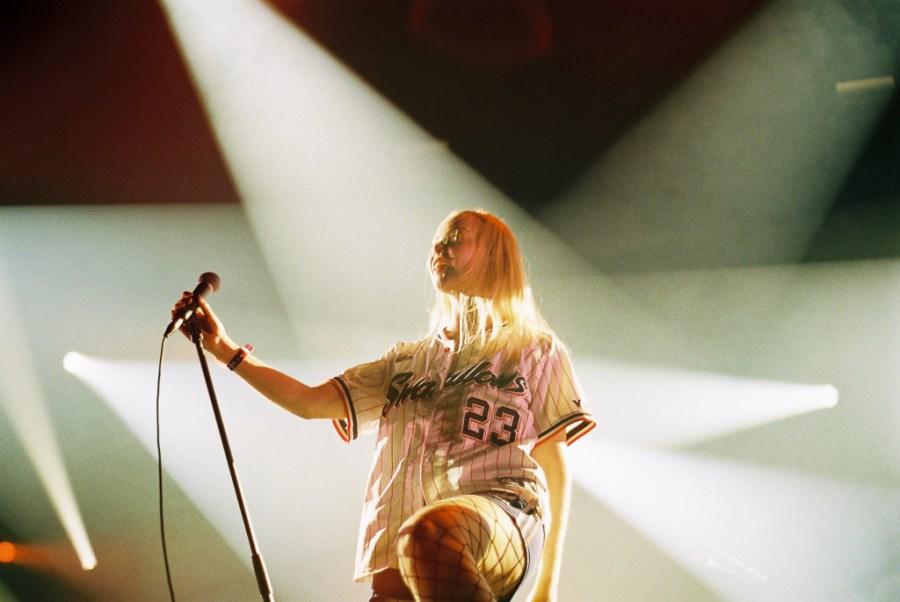 Dream Wife Uncertain Magazine Pitchfork Music Festival Paris