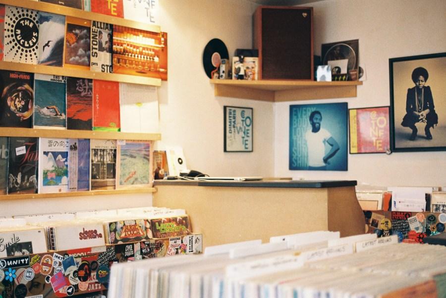 Heartbeat Vinyl Store Paris Uncertain Magazine Film Photography Pitchfork Music Festival (2)