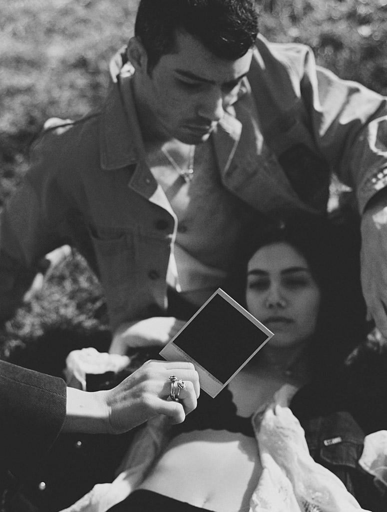 Benedetta Cari Dea Rail Uncertain Magazine Film Photography